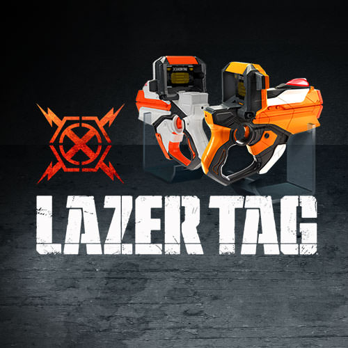 Hasbro's Lazer Tag Operative Website
